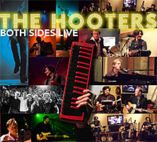 Hooter's Cover Art: Both Sides Live