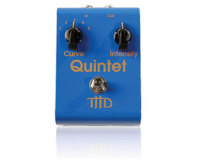 THD Quintet with pedal